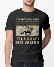 I'm Gonna Ride Classic T-Shirt lifestyle-mens-crewneck-front-13