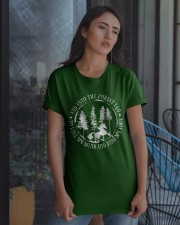 And Into The Forest I Go Classic T-Shirt apparel-classic-tshirt-lifestyle-08