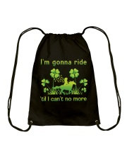 I'm Gonna Ride Drawstring Bag thumbnail