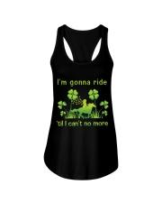 I'm Gonna Ride Ladies Flowy Tank thumbnail