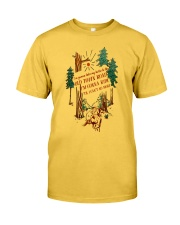 I'm Gonna Take My Horse Classic T-Shirt front