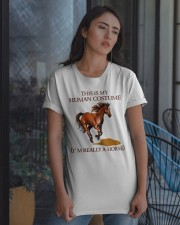 This Is My Human Costume Classic T-Shirt apparel-classic-tshirt-lifestyle-08