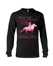 It Is A Beautiful Ride Long Sleeve Tee thumbnail
