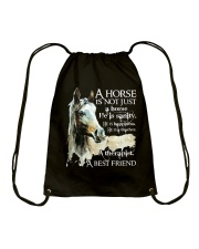 A Horse Is Not Just A Horse Drawstring Bag thumbnail