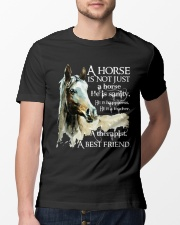 A Horse Is Not Just A Horse Classic T-Shirt lifestyle-mens-crewneck-front-13