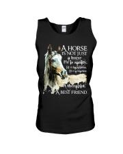 A Horse Is Not Just A Horse Unisex Tank thumbnail