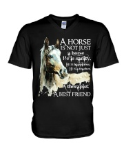 A Horse Is Not Just A Horse V-Neck T-Shirt thumbnail