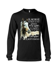 A Horse Is Not Just A Horse Long Sleeve Tee thumbnail