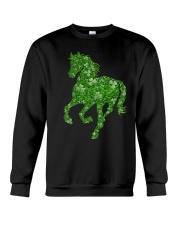 Love Horses Crewneck Sweatshirt thumbnail