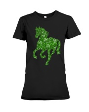 Love Horses Premium Fit Ladies Tee thumbnail