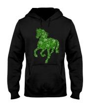Love Horses Hooded Sweatshirt thumbnail