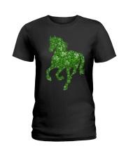 Love Horses Ladies T-Shirt thumbnail