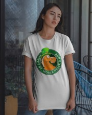 Happy St Horse Trick's Day Classic T-Shirt apparel-classic-tshirt-lifestyle-08