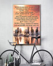 The Ride Goes On 11x17 Poster lifestyle-poster-7