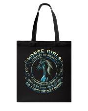 Horse Girls Tote Bag thumbnail