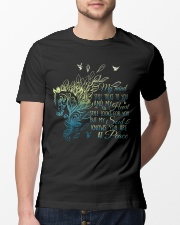 My Mind Still Talks To You Classic T-Shirt lifestyle-mens-crewneck-front-13