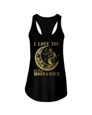 I Love You Ladies Flowy Tank tile