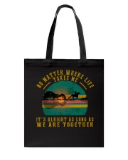 We Are Together Tote Bag thumbnail