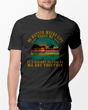 We Are Together Classic T-Shirt lifestyle-mens-crewneck-front-13