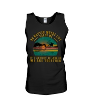 We Are Together Unisex Tank thumbnail