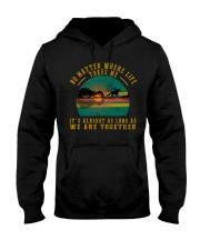We Are Together Hooded Sweatshirt thumbnail