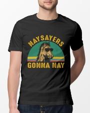 Naysayers Gonna Nay Classic T-Shirt lifestyle-mens-crewneck-front-13