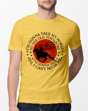 The Old Town Road Classic T-Shirt lifestyle-mens-crewneck-front-13
