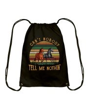 Can't Nobody Drawstring Bag thumbnail