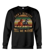 Can't Nobody Crewneck Sweatshirt thumbnail