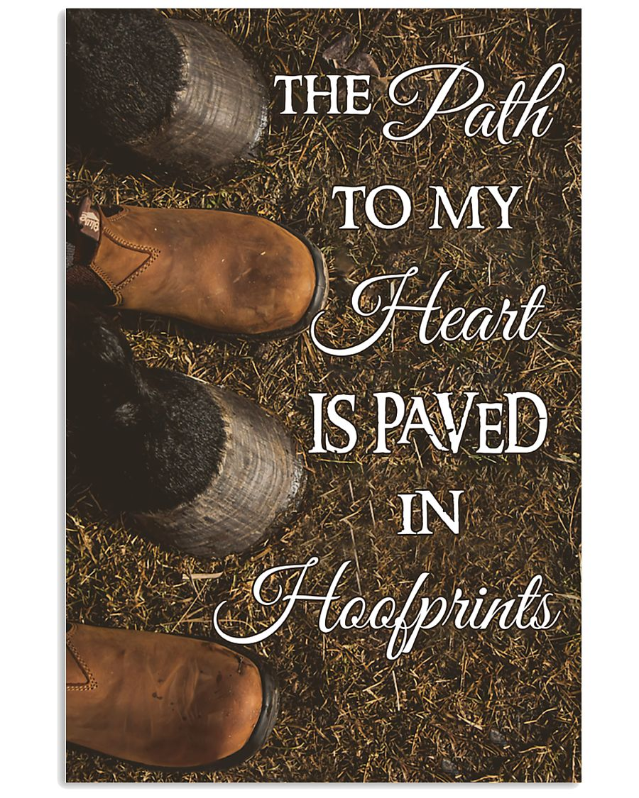 The Path To My Heart 11x17 Poster