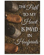The Path To My Heart 11x17 Poster front