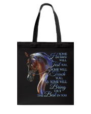 Some Horses Will Test You Tote Bag thumbnail