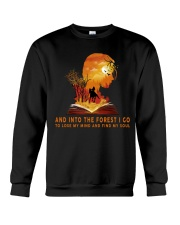 HR-L-24022010-And Into The Forest I Go Crewneck Sweatshirt thumbnail