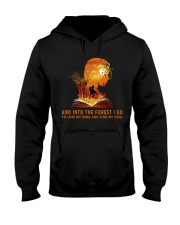 HR-L-24022010-And Into The Forest I Go Hooded Sweatshirt thumbnail