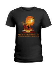 HR-L-24022010-And Into The Forest I Go Ladies T-Shirt thumbnail