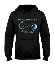 Our Relationship Is Eternal Hooded Sweatshirt thumbnail