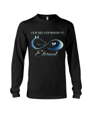 Our Relationship Is Eternal Long Sleeve Tee thumbnail
