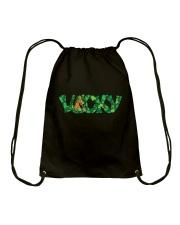 Lucky Horses Drawstring Bag thumbnail
