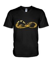 Love Horse V-Neck T-Shirt thumbnail