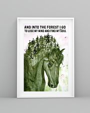 And Into The Forest I Go 11x17 Poster lifestyle-poster-5