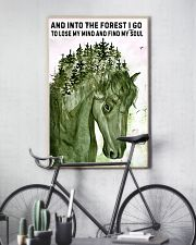 And Into The Forest I Go 11x17 Poster lifestyle-poster-7