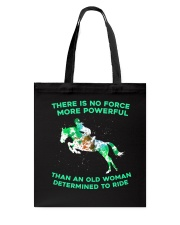 There Is No Force Tote Bag thumbnail