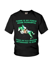 There Is No Force Youth T-Shirt thumbnail