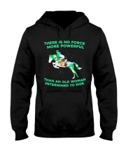 There Is No Force Hooded Sweatshirt thumbnail