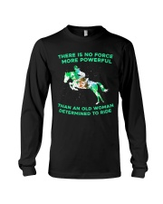 There Is No Force Long Sleeve Tee thumbnail