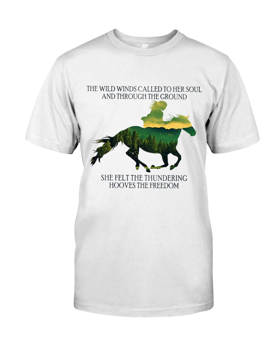 The Wild Winds Classic T-Shirt