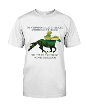 The Wild Winds Classic T-Shirt front