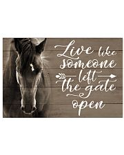 Live Like Someone 17x11 Poster front