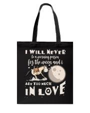 In Love Tote Bag thumbnail