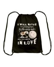 In Love Drawstring Bag thumbnail